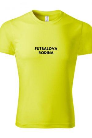 Yellow tričko